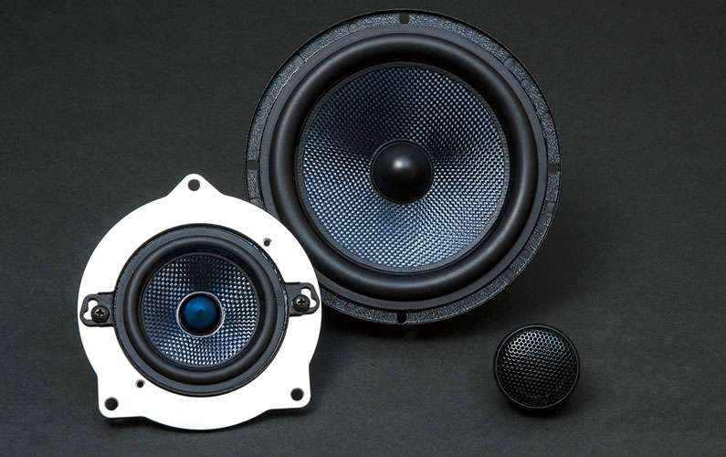 BLUE MOON AUDIO  2&3way Sound System For BMW&MINI (Front)