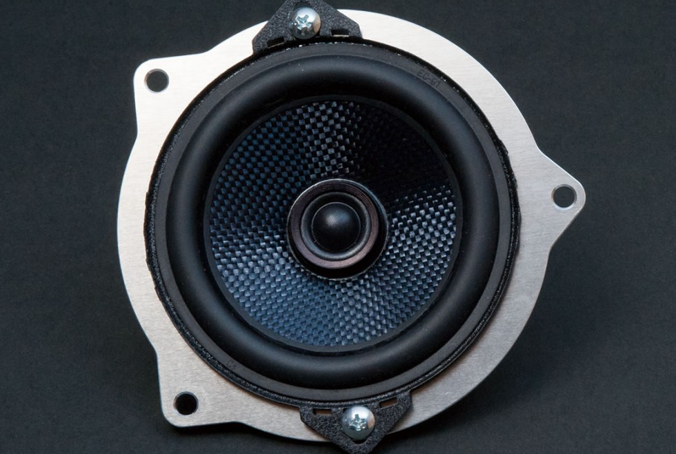 BLUE MOON AUDIO  Coaxial Sound System For BMW & MINI (Rear)