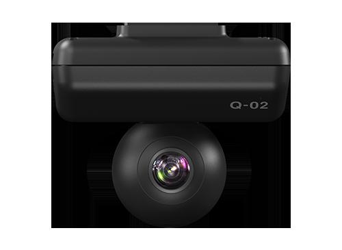Q-02d(全天球ドライブレコーダー)